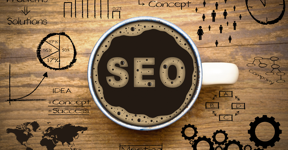 Focus Your Efforts on SEO