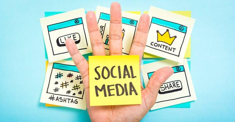 Get Social, create consistent social media content