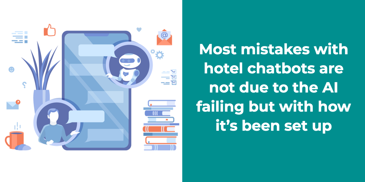 Hotel Chatbot Mistakes