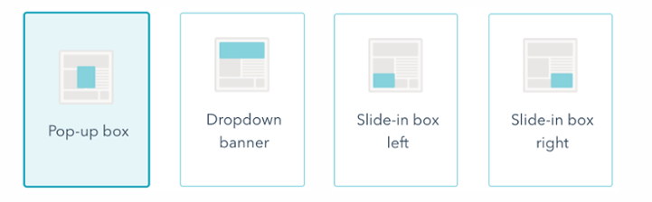 HubSpot Pop-up Form Styles
