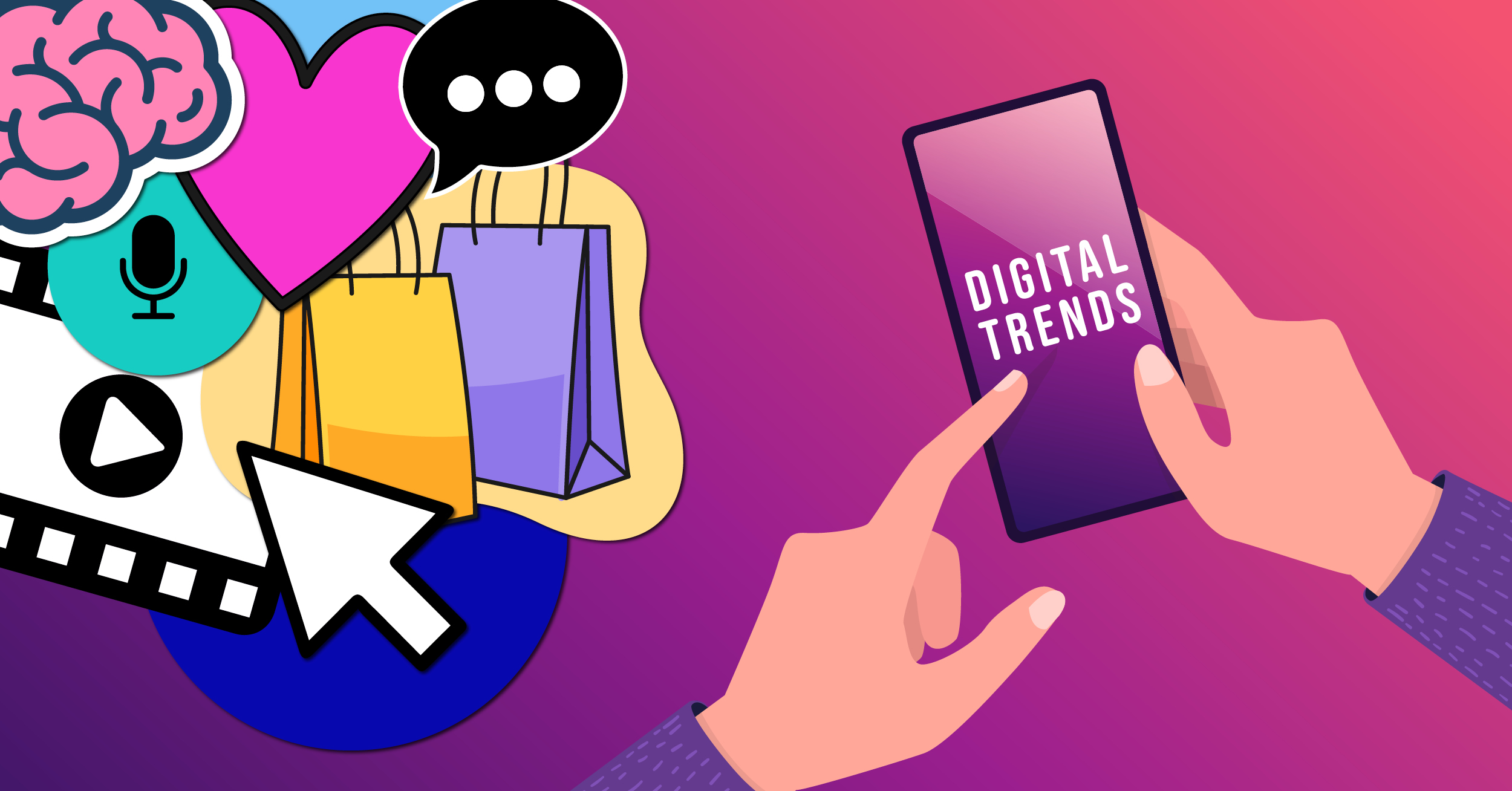 7 Digital Marketing Trends to Consider in Your Next Marketing Budget