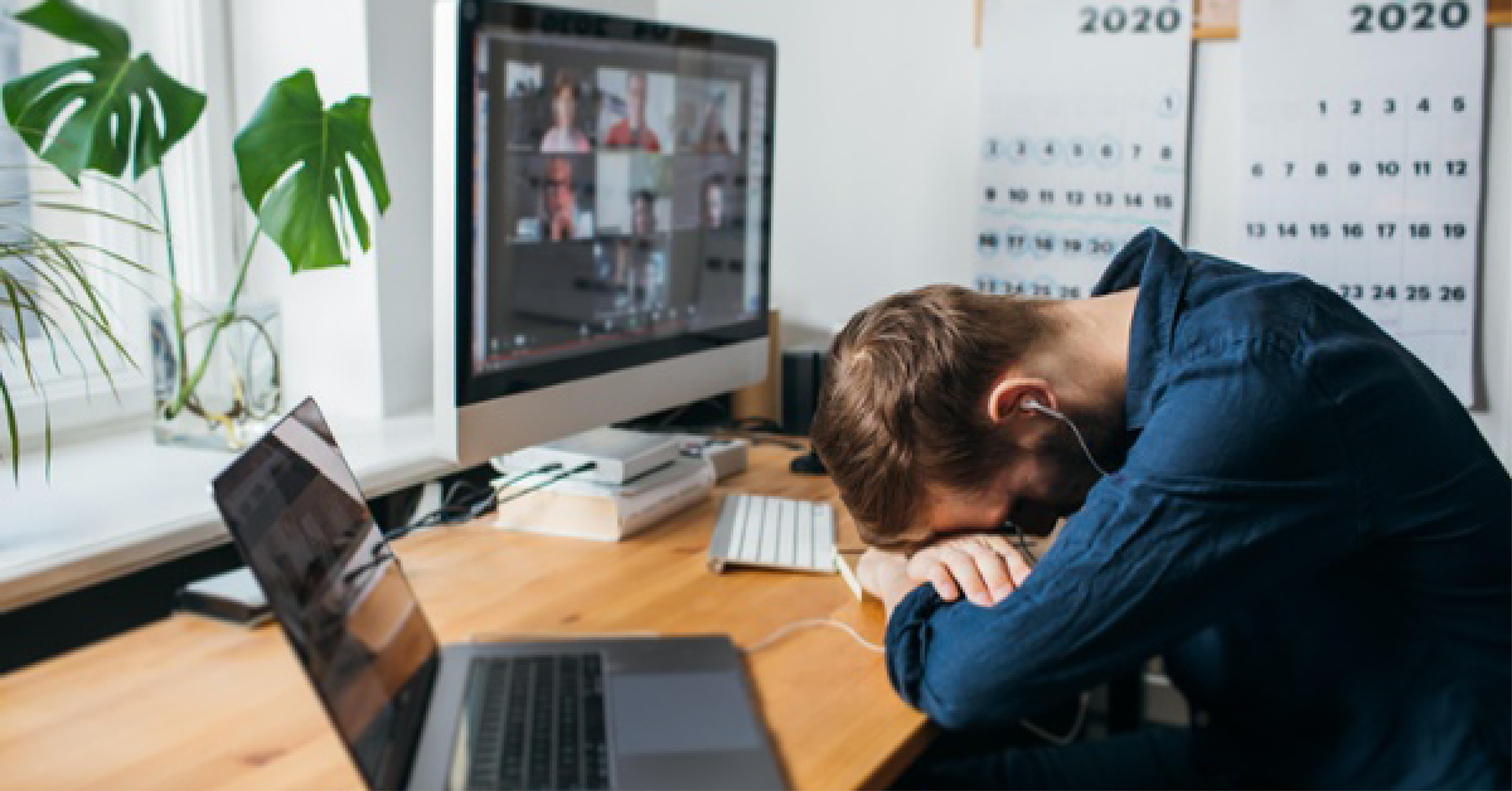 How to Fight Video Conferencing & Working From Home Fatigue