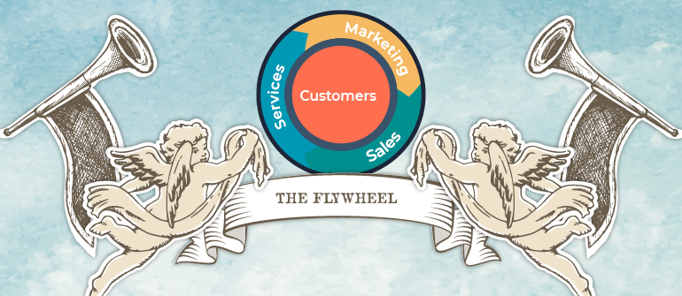 Is It Time To Stop Thinking Funnel & Start Thinking Flywheel?